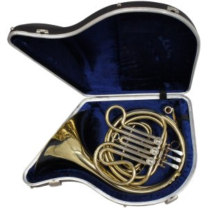 Ex-rental Besson 602 French Horn