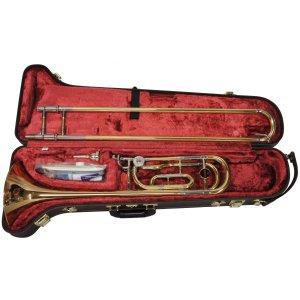 Second Hand Yamaha YSL-882G Trombone