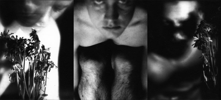 Self-Portrait as Eikoh Hosoe
