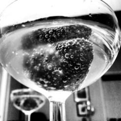 Champagne Vs. Strawberry