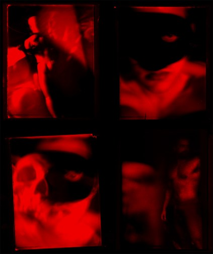 Self-Portrait as Kenneth Anger