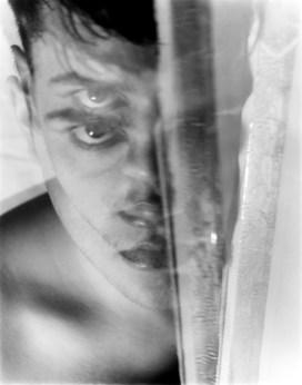 Self-Portrait as Man Ray