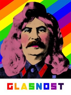 Glasnost / Lady Ima Stalin