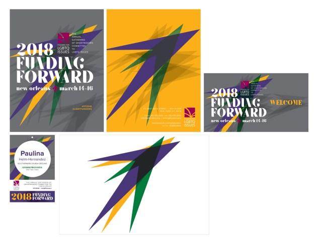 2018 Funding Forward Branding Package