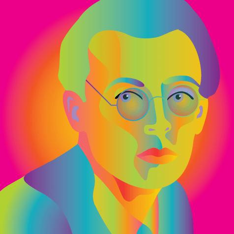 Pop Portrait: Aldous Huxley