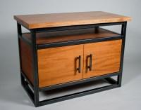 Wood + Metal Bedroom Suite | Trevor Thurow Furniture Design