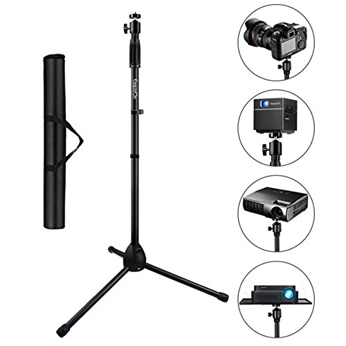 Portable Floor Standing Fold-Out Roll-Up Tripod Manual