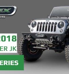 jeep wrangler jk grilles video [ 1280 x 720 Pixel ]
