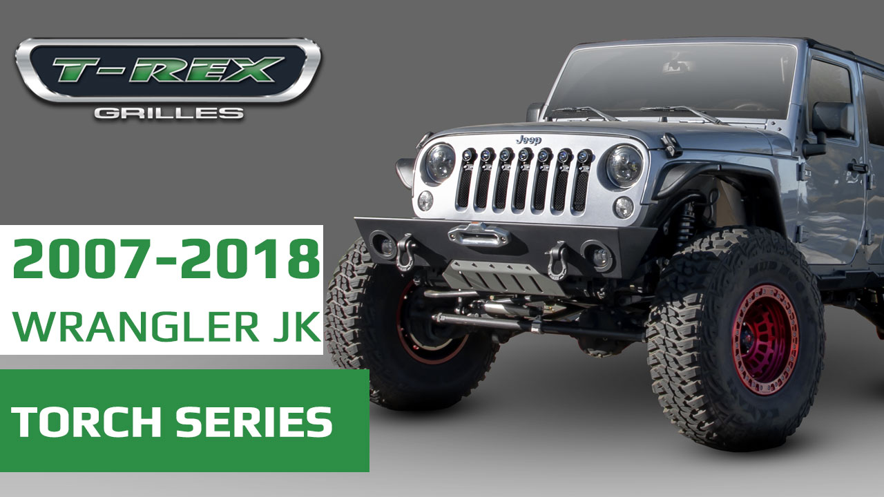 hight resolution of jeep wrangler jk grilles video