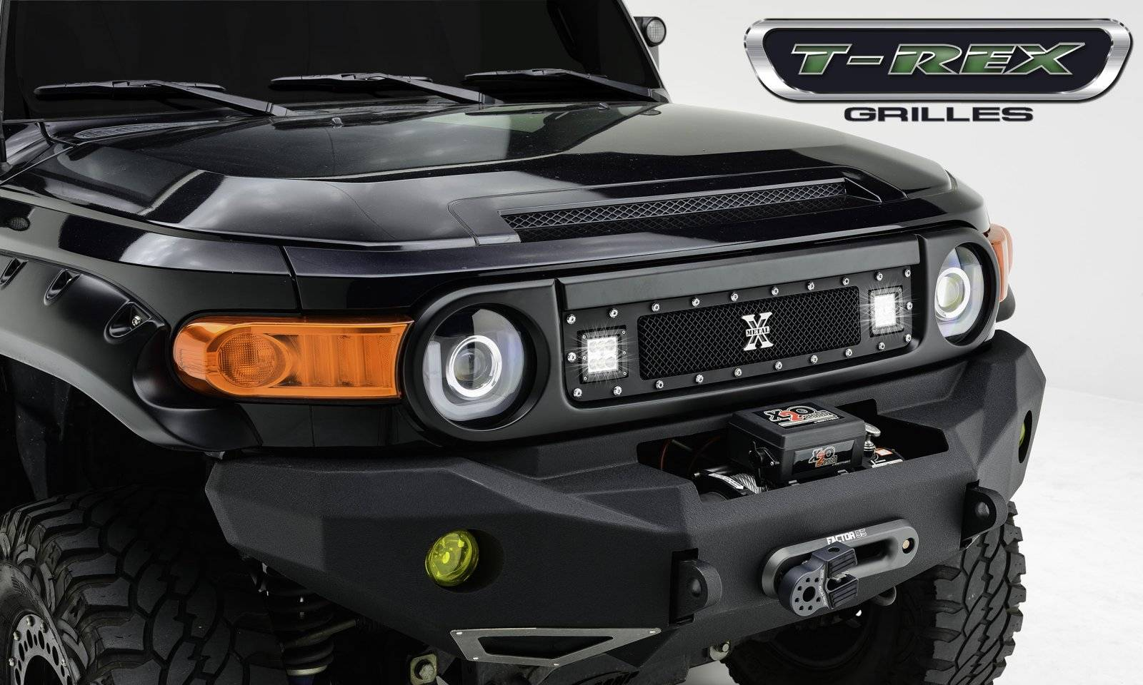 Fj Cruiser Led Light Bar