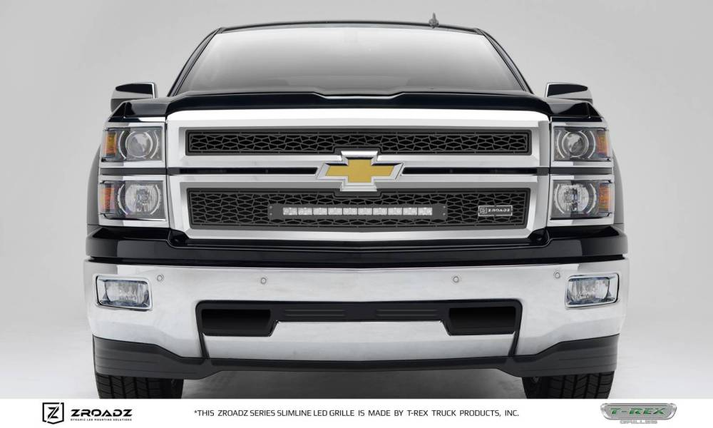 medium resolution of t rex grilles 2014 2015 chevrolet silverado 1500 main grille including