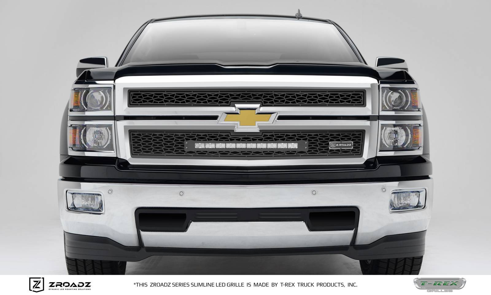 hight resolution of t rex grilles 2014 2015 chevrolet silverado 1500 main grille including