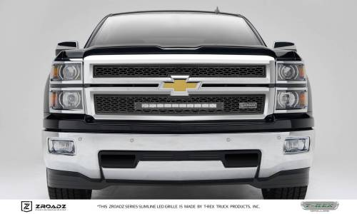 small resolution of t rex grilles 2014 2015 chevrolet silverado 1500 main grille including