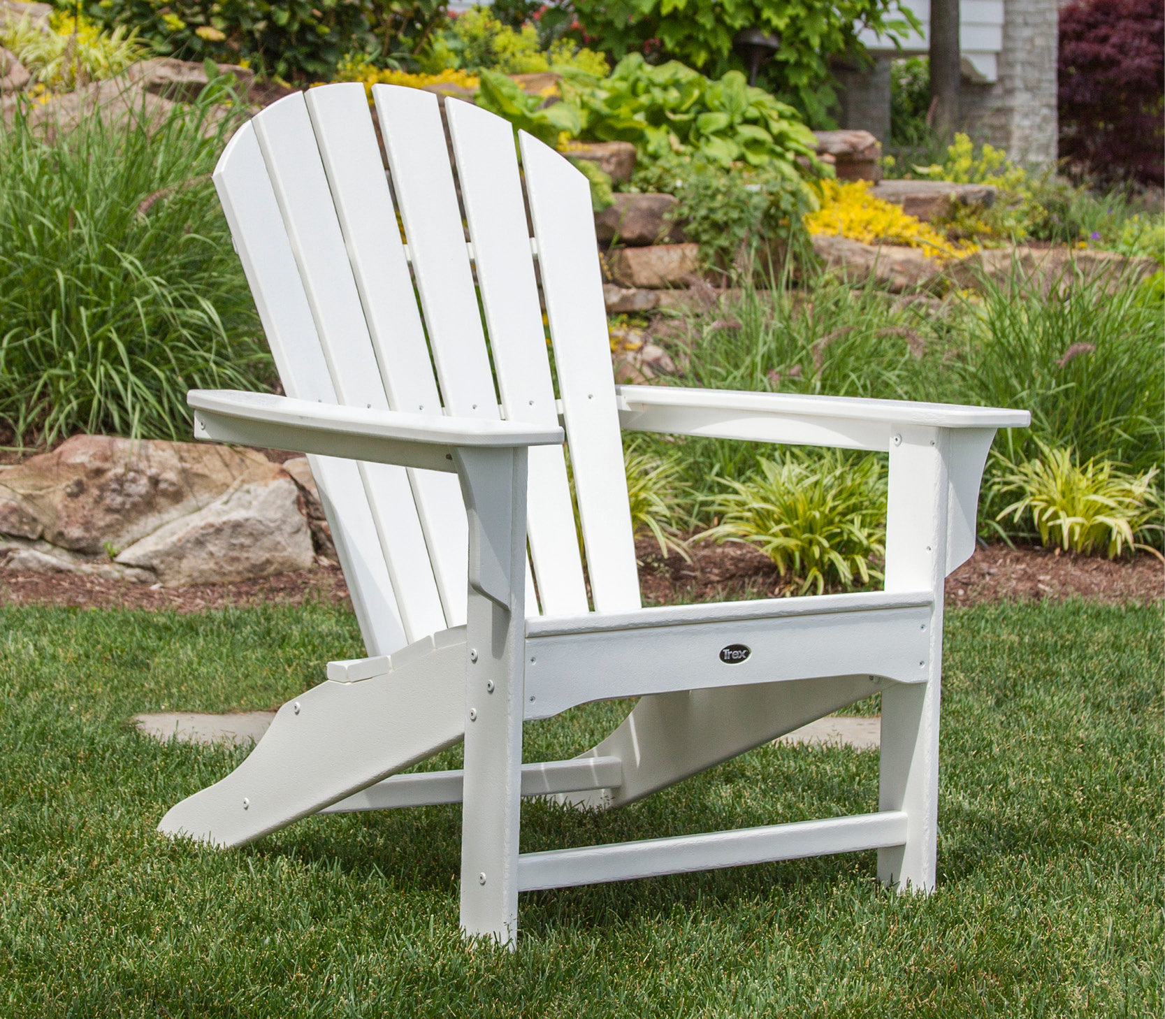 Weatherproof Adirondack Chairs How To Shop For An Adirondack Chair Trex Outdoor Furniture