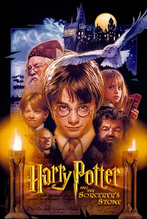 hp harry potter and the sorcerer's stone movie