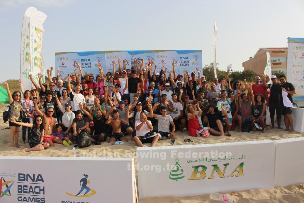 BNA Beach Games 2017 - Tabarka