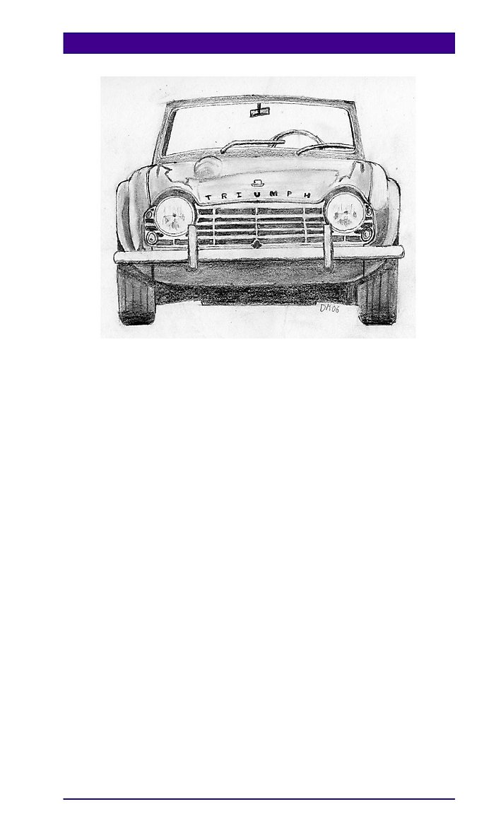 TR4, TR4A Glove Box Companion: :(page 3)