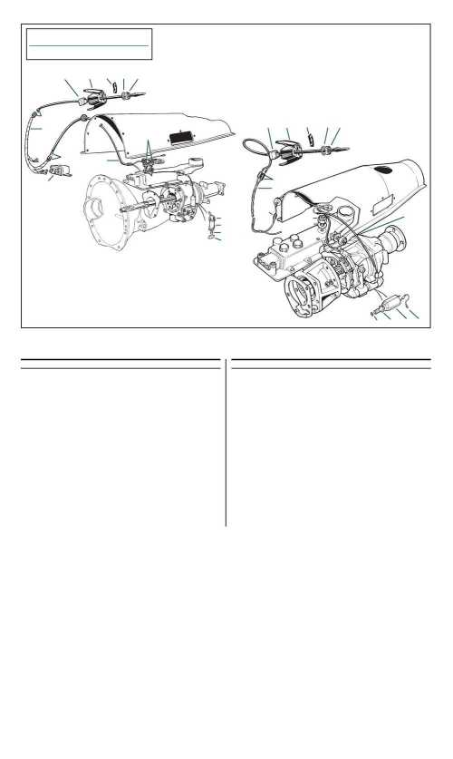 small resolution of roadster factory overdrive electrical tr6 assembly manual volume 2 page 33