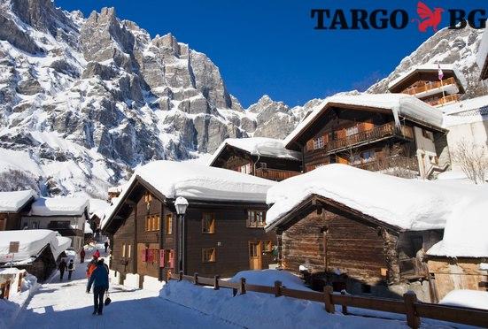 Село в Швейцария дава пари