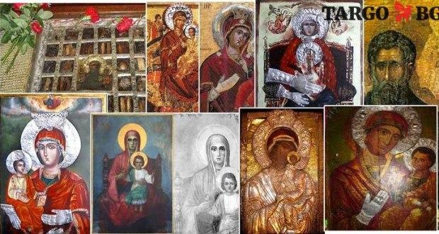 икони с голяма сила