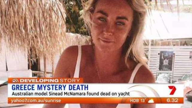 Красавицата, открита мъртва на яхта на милиардер край Кефалония, се е обесила (ВИДЕОСНИМКИ)