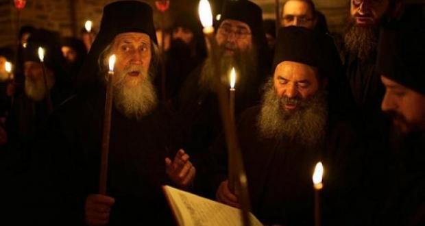 Монасите от Атон никога не се разболяват