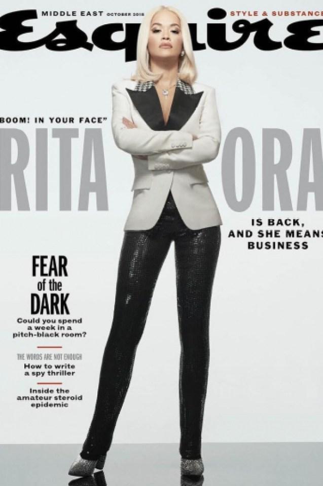 """Пробив! Арабският """"Ескуайър"""" пусна на корица най-сексапилната жена в света (СНИМКИ)"""
