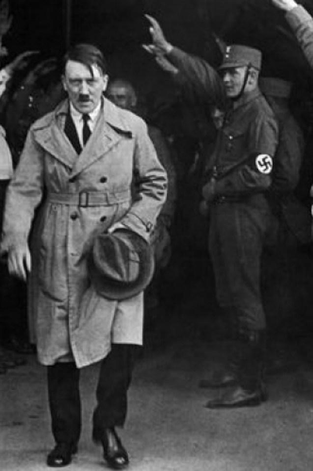 Съставиха КАРТА на света на Хитлер: Как щеше да изглежда планетата, ако нацистите бяха спечелили войната (СНИМКИ/ВИДЕО)