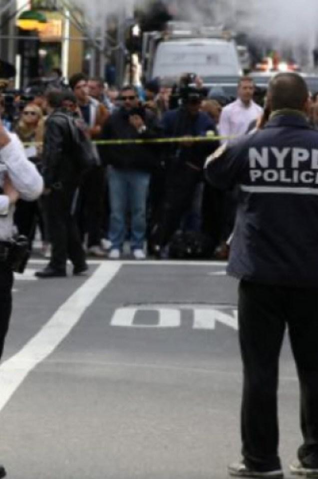 Журналисти от CNN с потресаващ разказ за евакуацията на телевизията в Ню Йорк след заплахата