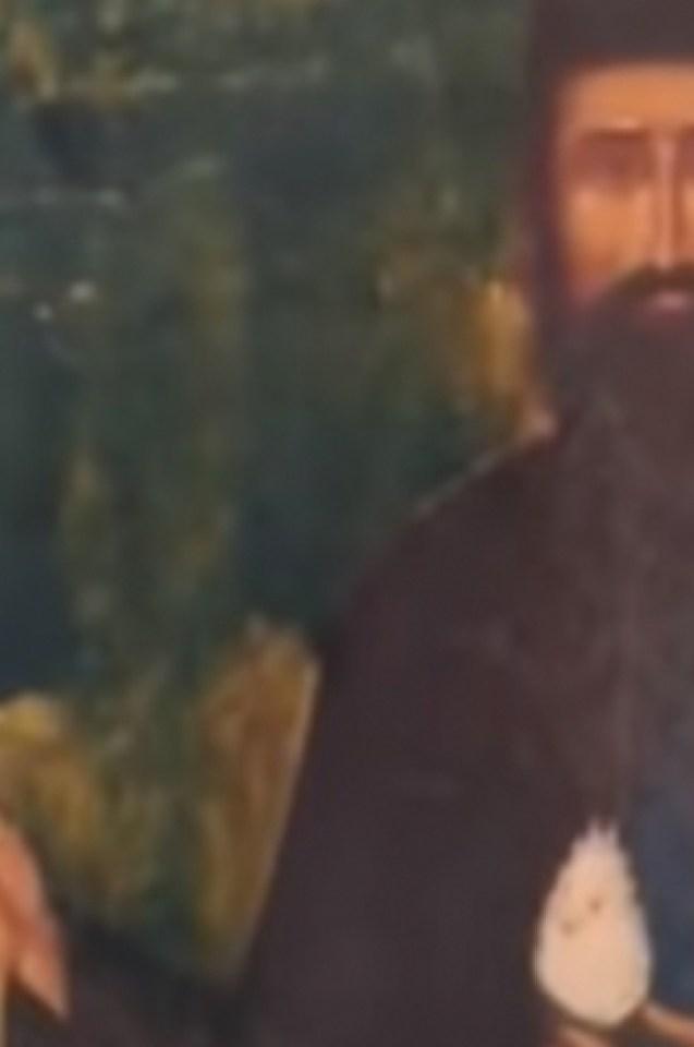 Чудо - икона на мъченик плаче вече цяла седмица (ВИДЕО)