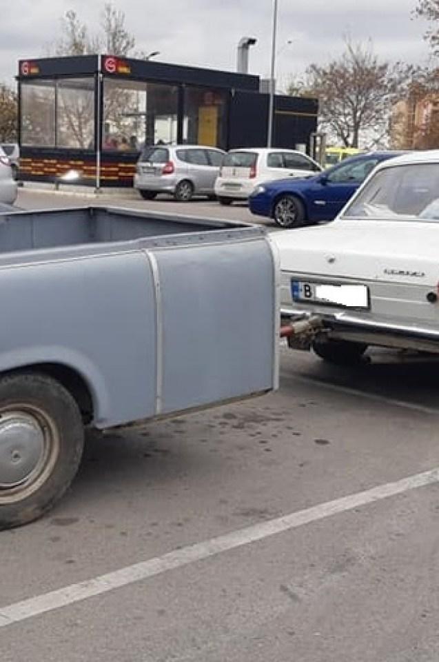 На това му се вика изобретателност! Тези българи превърнаха колите си в нещо съвсем различно! (УНИКАЛНИ СНИМКИ)