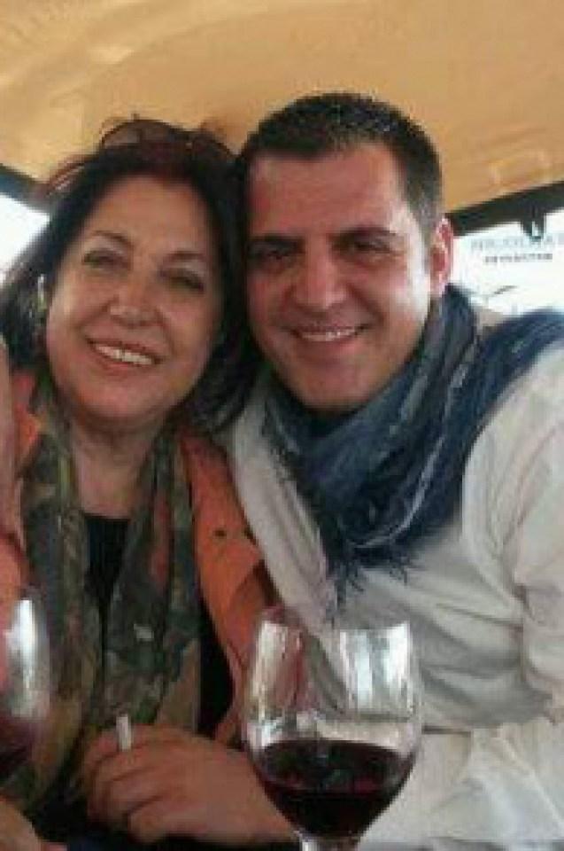 Свекървата на Гуркова разплака всички с думите за убития й син Джордже! (СНИМКИ)
