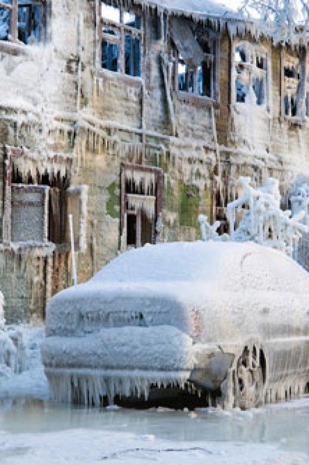 Колко е студено в най-студения град на света?