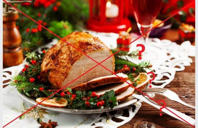 В никакъв случай не сервирайте свинско на Нова година - ето защо!