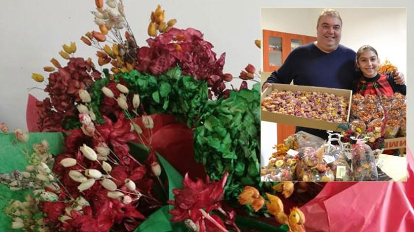 Здравко Димитров сушени цветя
