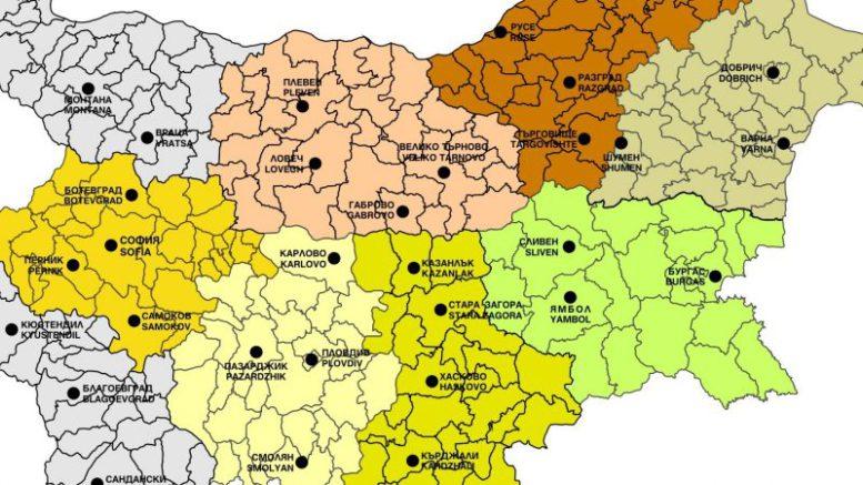 Ето как щяха да се казват българските градове и села ако нямаше турски имена!