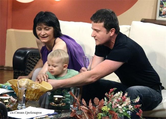 Семейството на Цветан Недялков