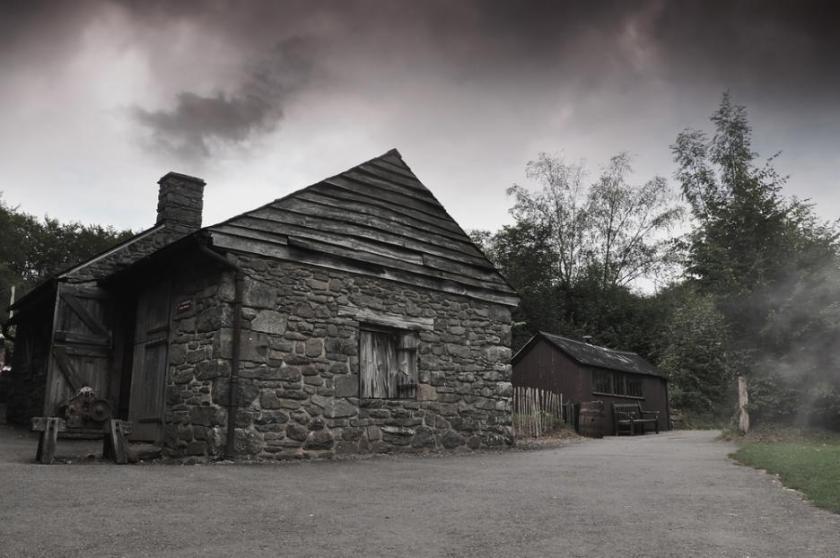 най-зловещото село с призраци в България