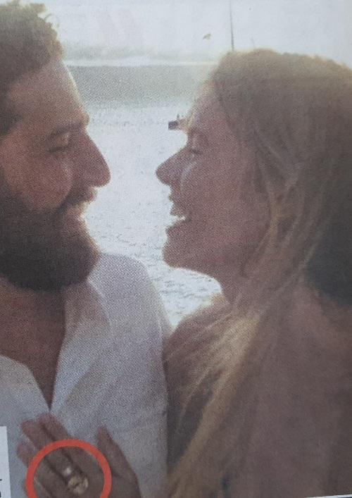 Дъщерята на Илия Павлов се сгоди