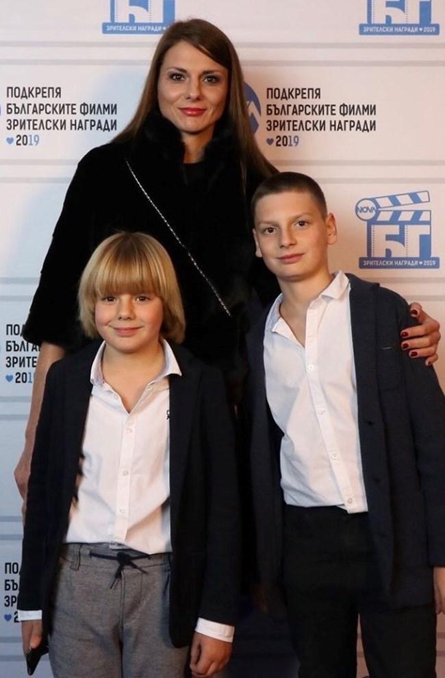 Евтим Милошев и Христина Апостолова