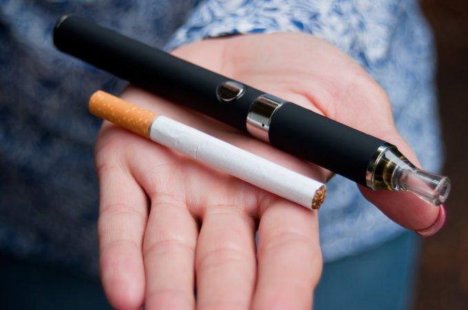 Помагат ли електронните цигари за отказване от пушенето?