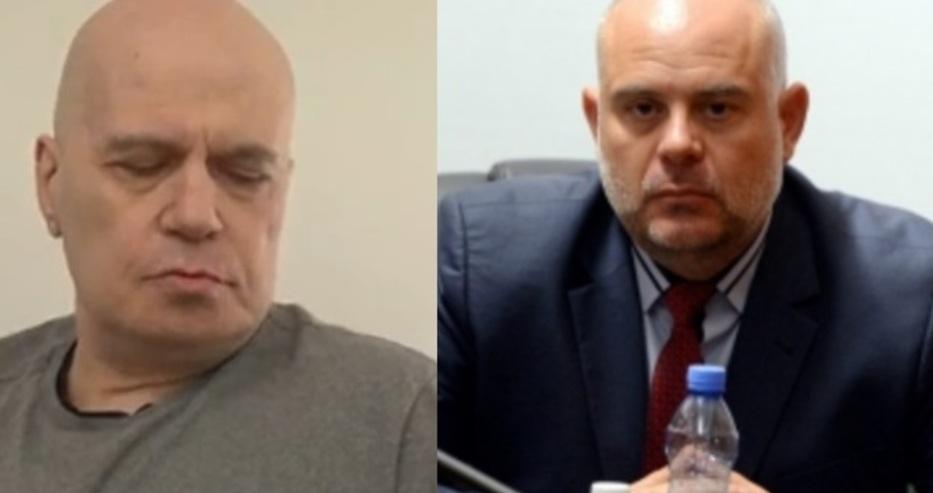 """Трифонов се закани на Гешев пред """"Льо Монд"""": Първото нещо след изборите е махането му"""