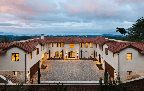 Contemporary Tuscan – TRG Architects