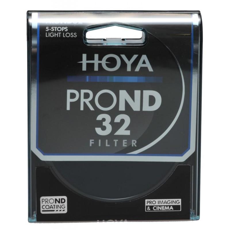Hoya filter 77mm PRO ND 32x - Foto Beseničar