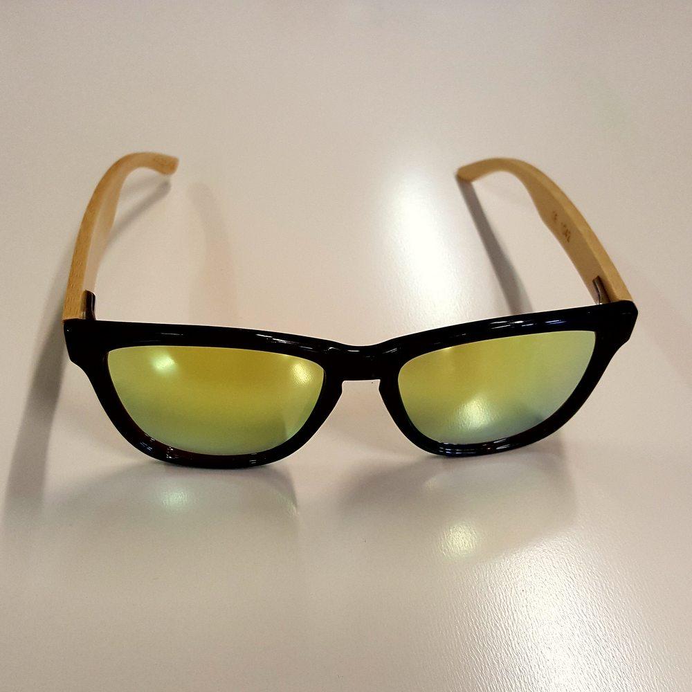 Sončna očala, Rumena, Inergija
