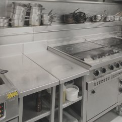 Commercial Kitchen Hood Cleaning Backsplashes Design - Restaurant Consulting, ...