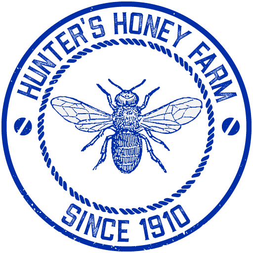 Hunter's Honey Farms Emblem - Final Version