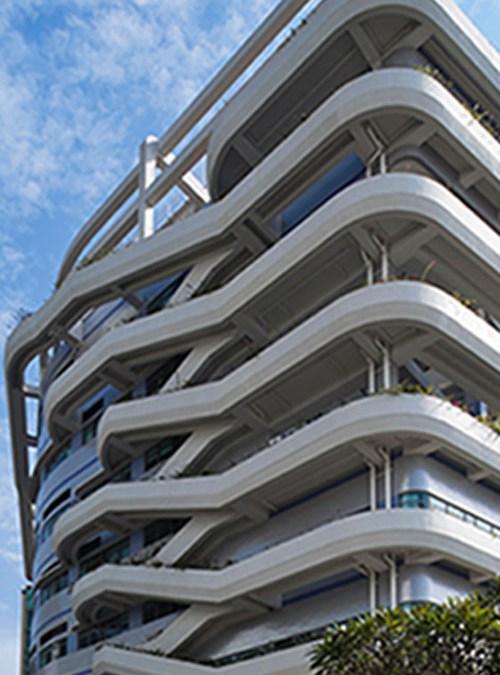 ecology architect's unique building plan