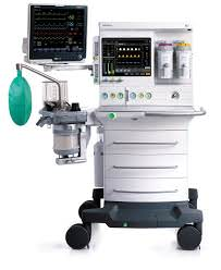 Anesthesia System – Mindray A5 Test Equipment
