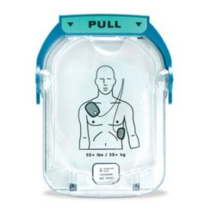 Defibrillator – AED – Philips Healthcare, Heart Start, Adult Electrodes